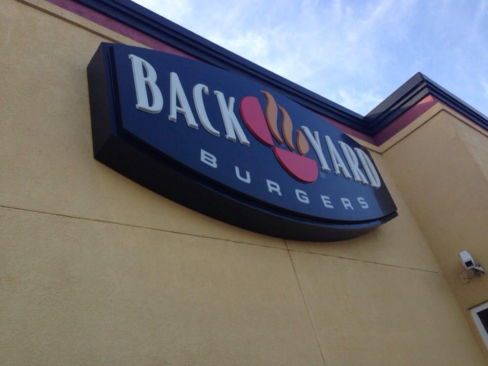 Back Yard Burgers - CLOSED - Burgers - 15246 Crossroads ...