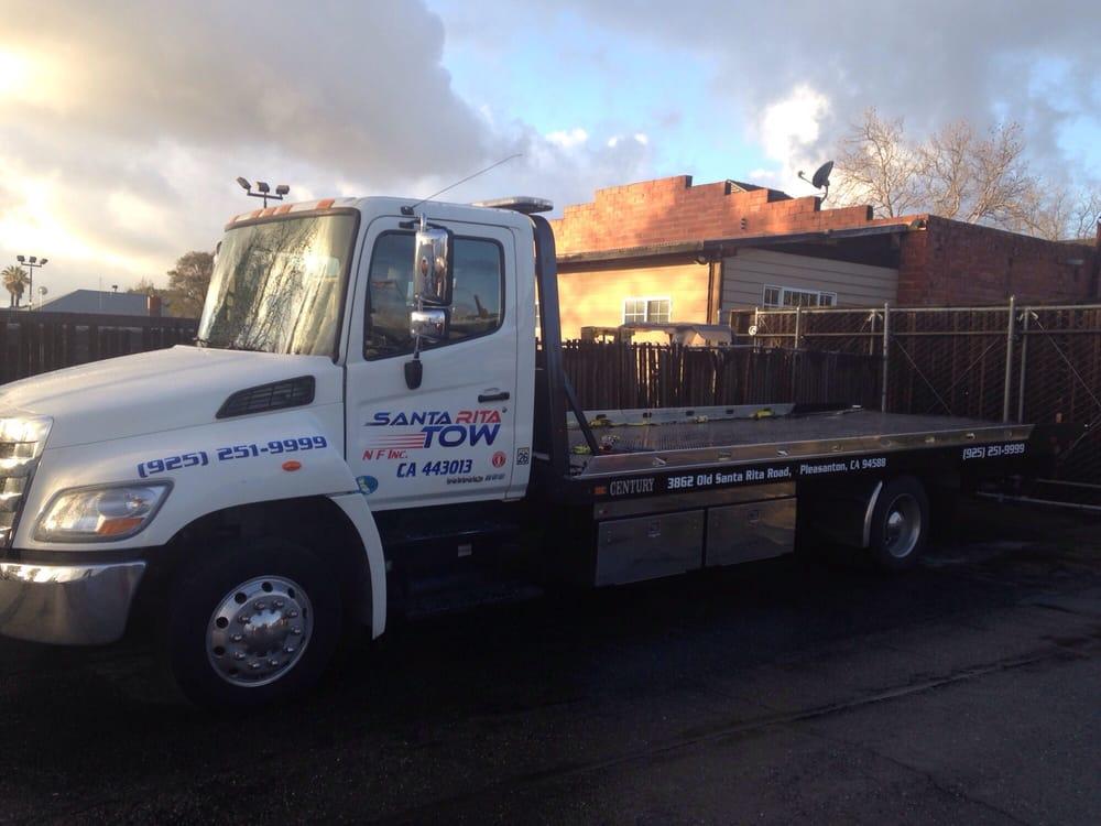 Towing business in Pleasanton, CA