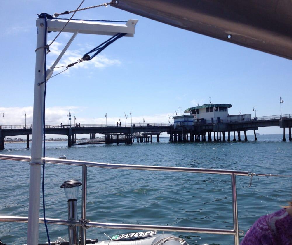 Belmont mooring company boat charters belmont pier for Long beach sport fishing