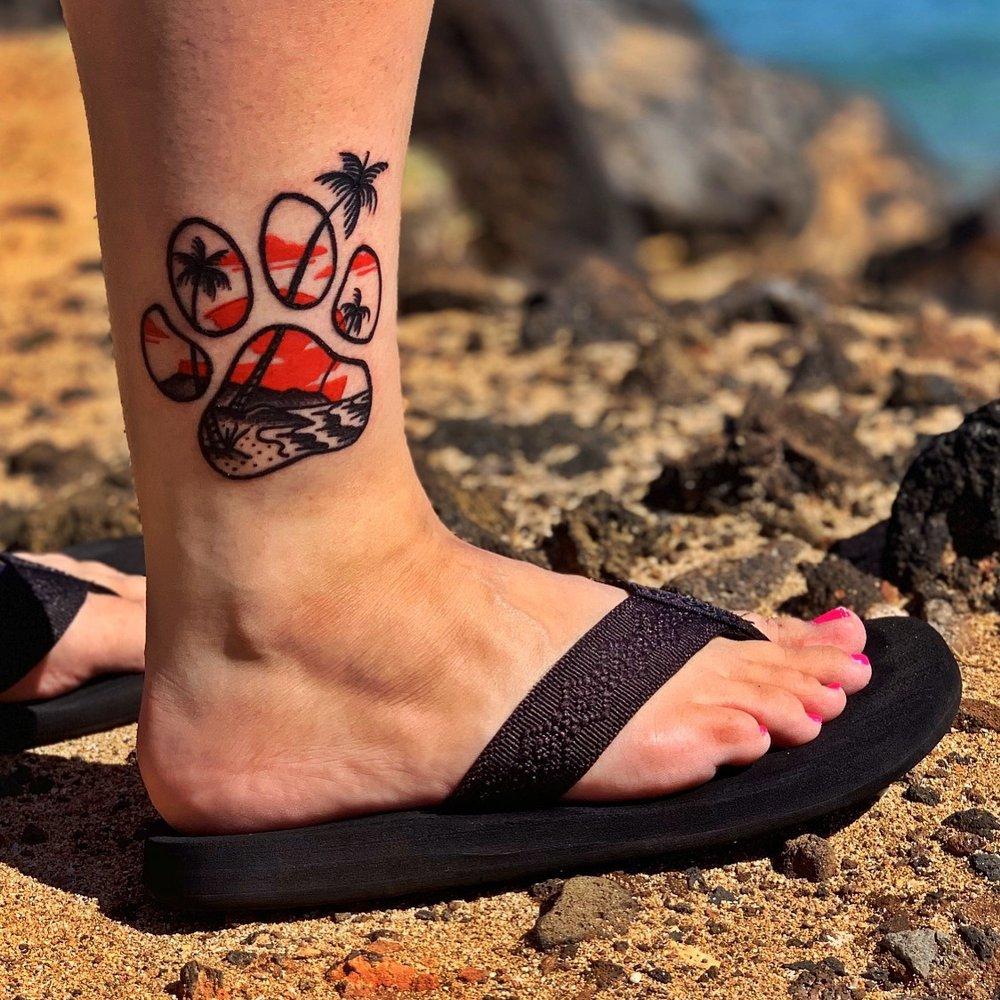 Mid-Pacific Tattoo: 844 Front St, Lahaina, HI