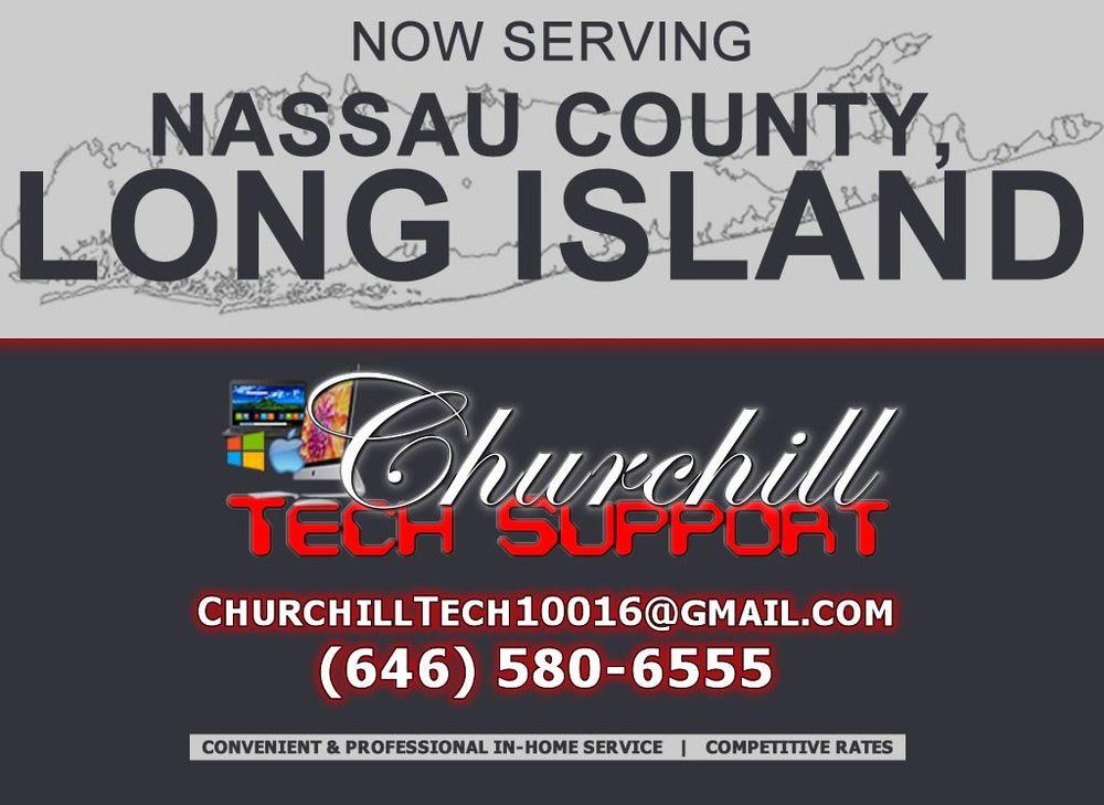 Churchill Tech Support: Merrick, NY