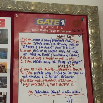 Photo Of Gate 1 Travel