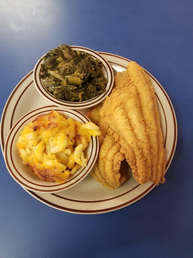 Porter Soul Food Restaurant: 309 Sunburst Hwy, Cambridge, MD