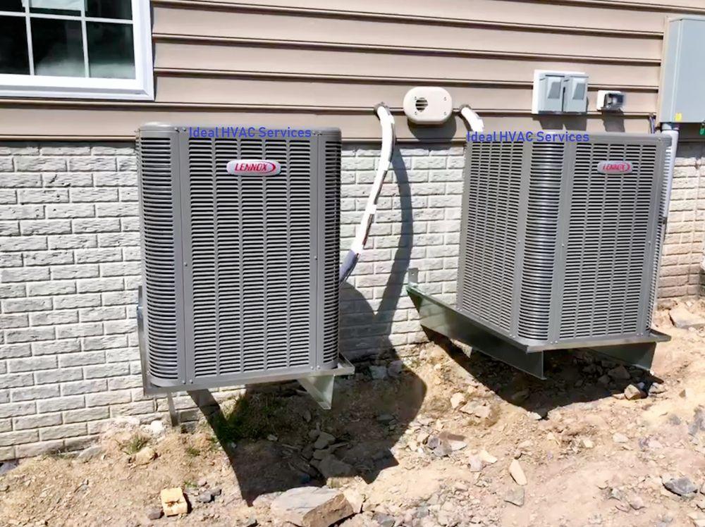 Ideal HVAC Services: 5866 Wilson Rd, Marshall, VA