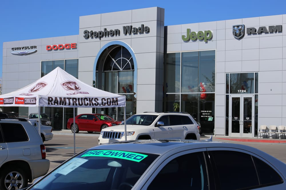 Stephen wade chrysler jeep dodge ram auto parts for Zion motors st george