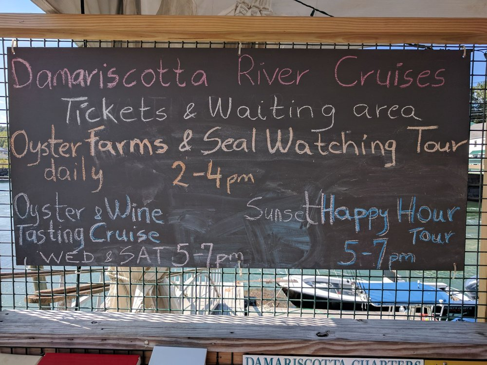Damariscotta River Cruises: 47 Main St, Damariscotta, ME