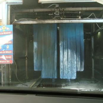Chevron Car Wash Culver City
