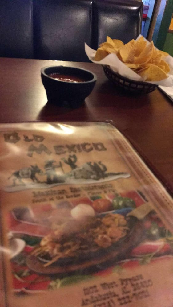 Old Mexico: 1102 Highway 29 N, Andalusia, AL