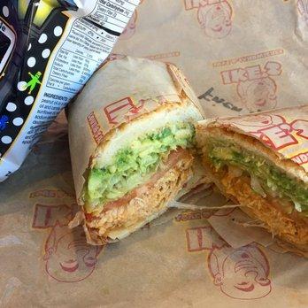 Photo Of Ike S Love Sandwiches San Jose Ca United States