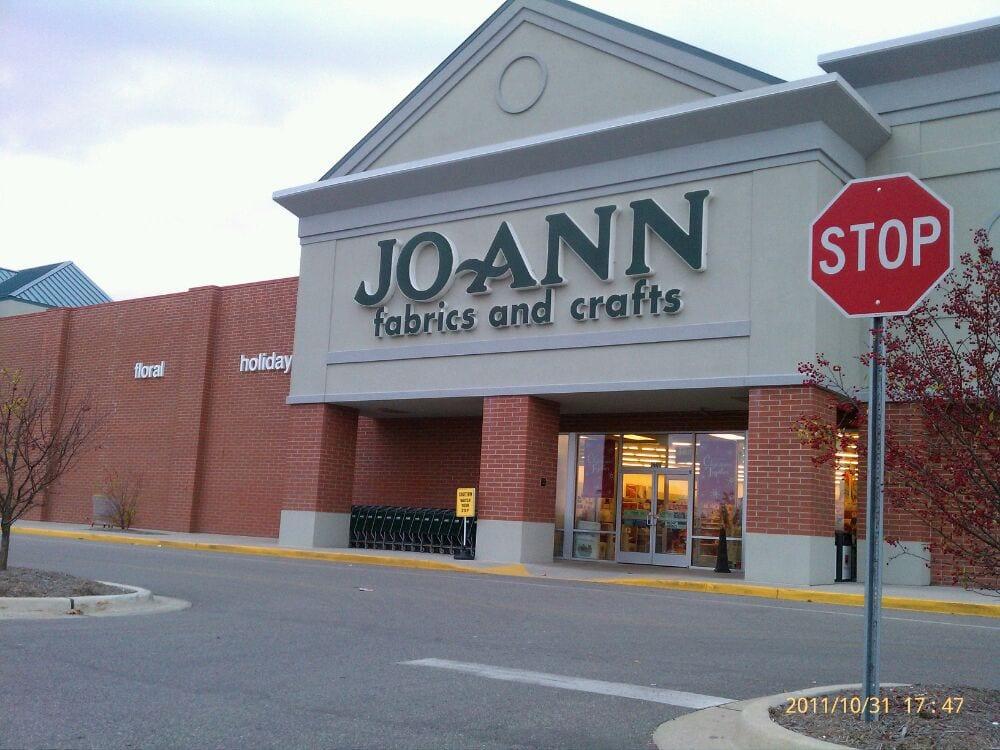 JOANN Fabrics and Crafts: 1608 Anderson Rd, Petoskey, MI