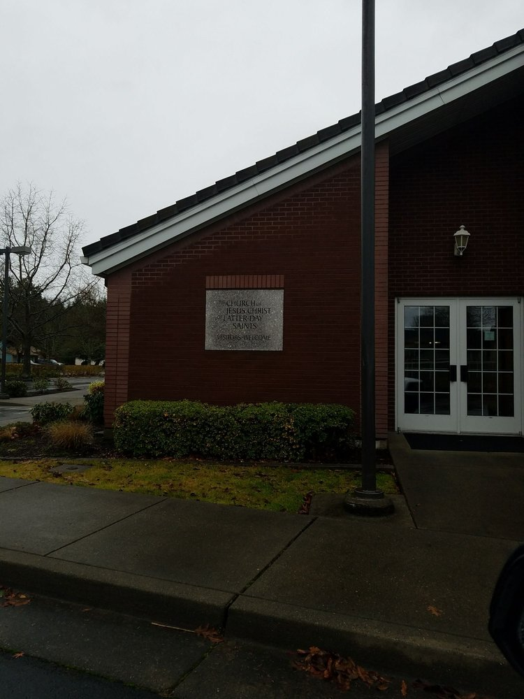 The Church of Jesus Christ of Latter-day Saints 4th Av Olympia WA | 9341 4th Ave NE, Olympia, WA, 98516 | +1 (360) 459-0171