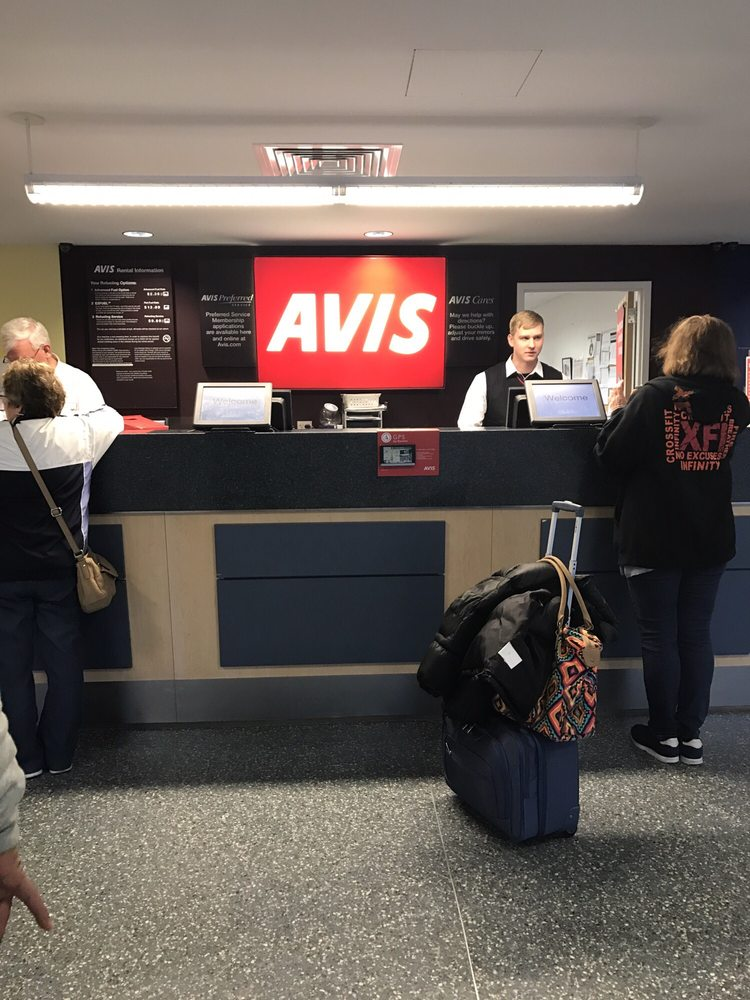 Avis Rental Car In Grand Rapids Mi