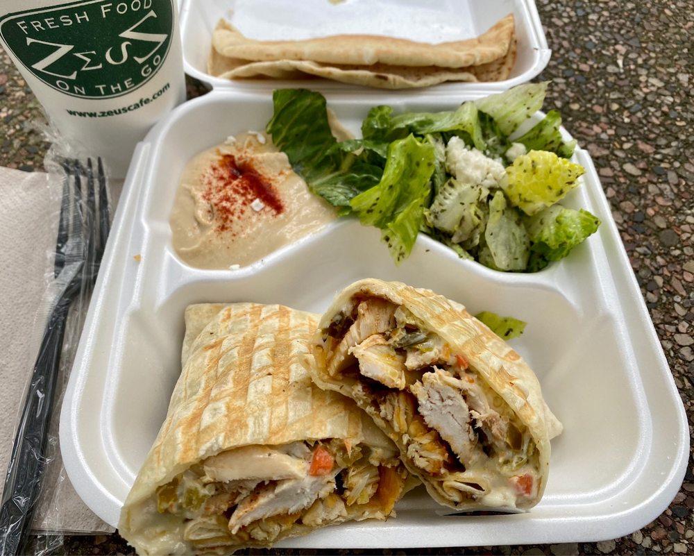 Zeus Cafe: 801 W Laurel Ave, Eunice, LA