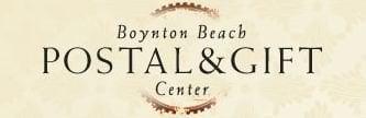 Boynton Postal & Gift Center: 562 E Woolbright Rd, Boynton Beach, FL