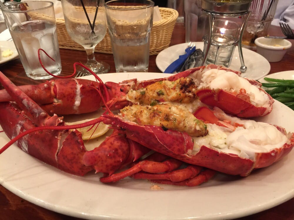 Lobster yelp for Adrian fish restaurant