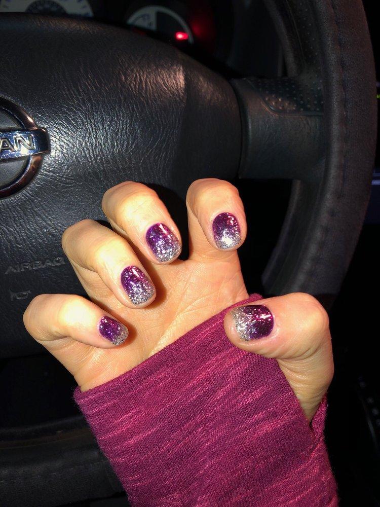 Jennifer gives me Pinterest nails!! She\'s AWESOME! - Yelp