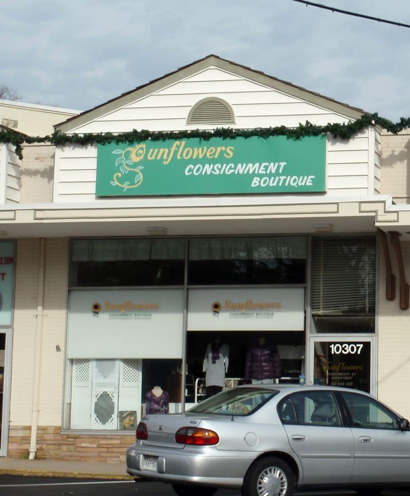 Sunflowers Consignment Boutique: 10307 Kensington Pkwy, Kensington, MD
