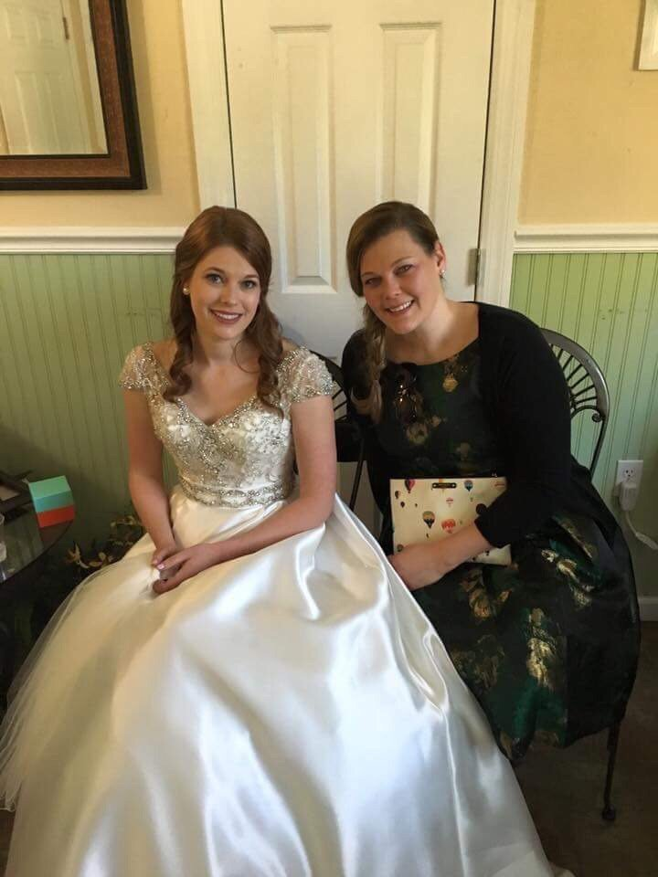 My Dream Wedding Dress And Gorgeous Sister Yelp