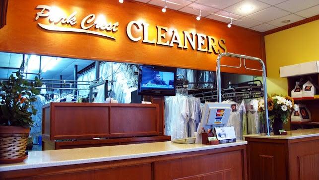 Park Crest Cleaners: 29 Myrtle Ave, Allendale, NJ