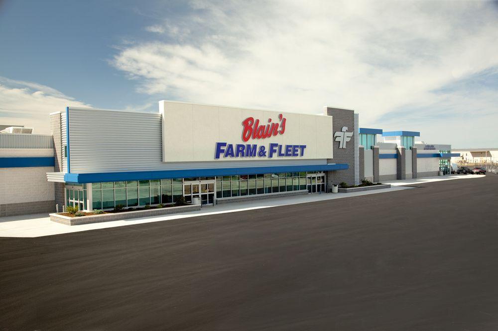 Blain's Farm & Fleet - Platteville, Wisconsin: 1535 E Business Hwy, Platteville, WI