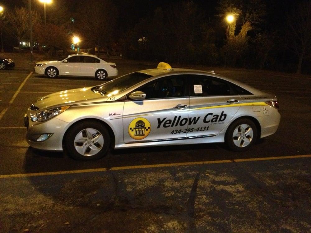 Yellow Cab Of Charlottesville: 1515 6th St SE, Charlottesville, VA