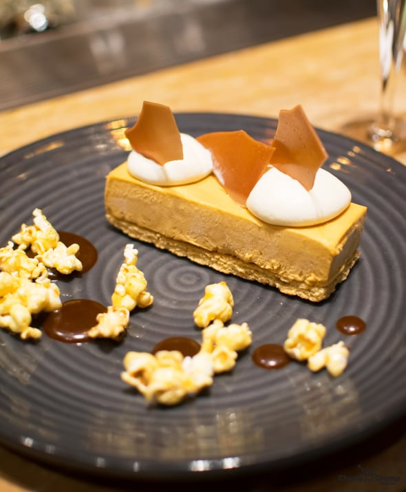 Japanese Dessert Menu In Restaurants