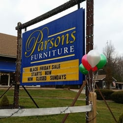 Parsons Furniture - CLOSED - Furniture Stores - 39 RT-39 ... | parsons furniture nh