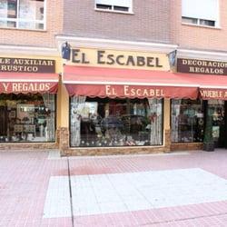 El escabel furniture stores calle rio odiel 13 for Furniture stores madrid
