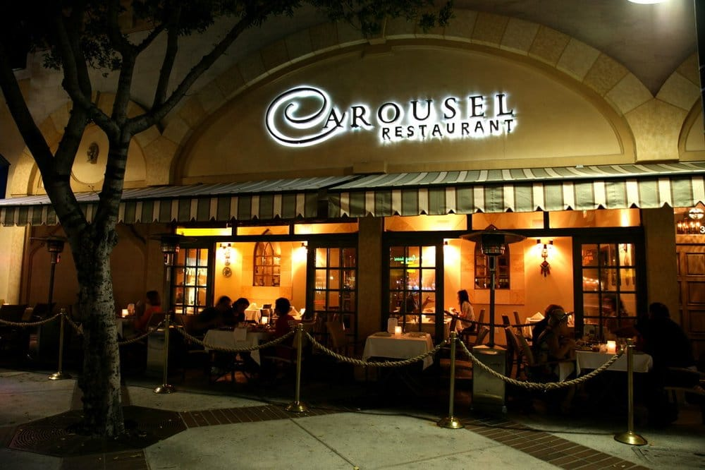 Carousel Restaurant 405 Photos Middle Eastern