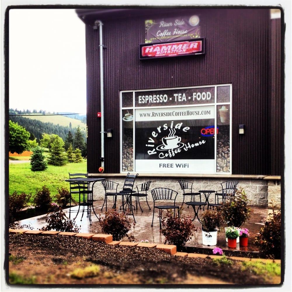Riverside Coffee House: 4007 Hwy 200, Missoula, MT