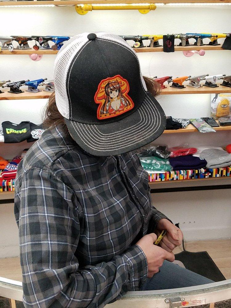 Silver Skate Shop