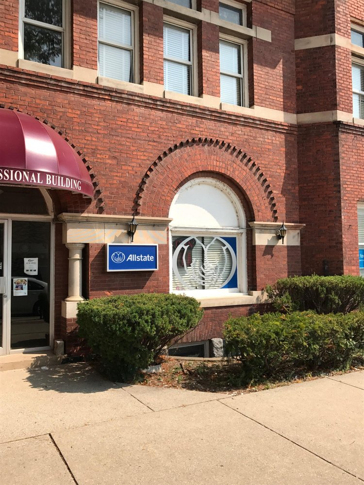 Allstate Insurance: Kenneth D. Pasanski: 227 E Superior St, Alma, MI