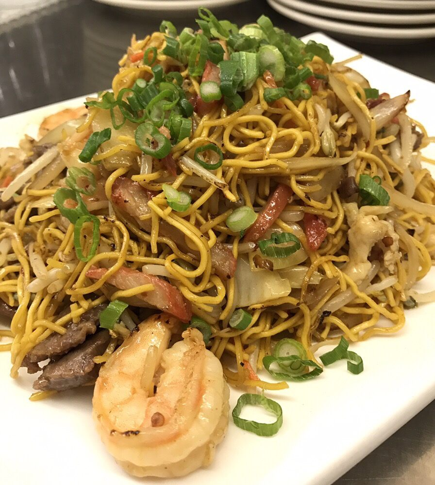 House Special Chow Mein. Try it spicy next time! - Yelp