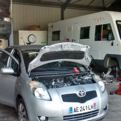 Medip auto garages 3 rue grandjean toulouse france for Garage auto france