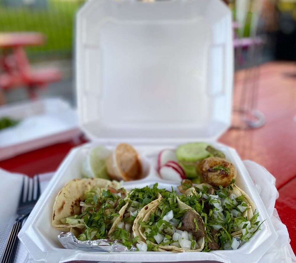 Taqueria Los Primos: 9910 Washington Blvd N, Laurel, MD