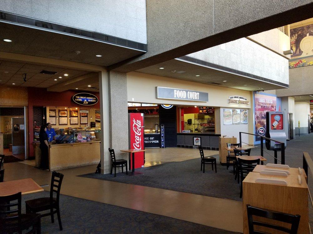Lubbock Preston Smith International Airport: 5401 N Martin L King Blvd, Lubbock, TX