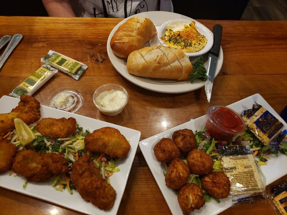 Portside Seafood Restaurant: 201 Trenton St, Cambridge, MD
