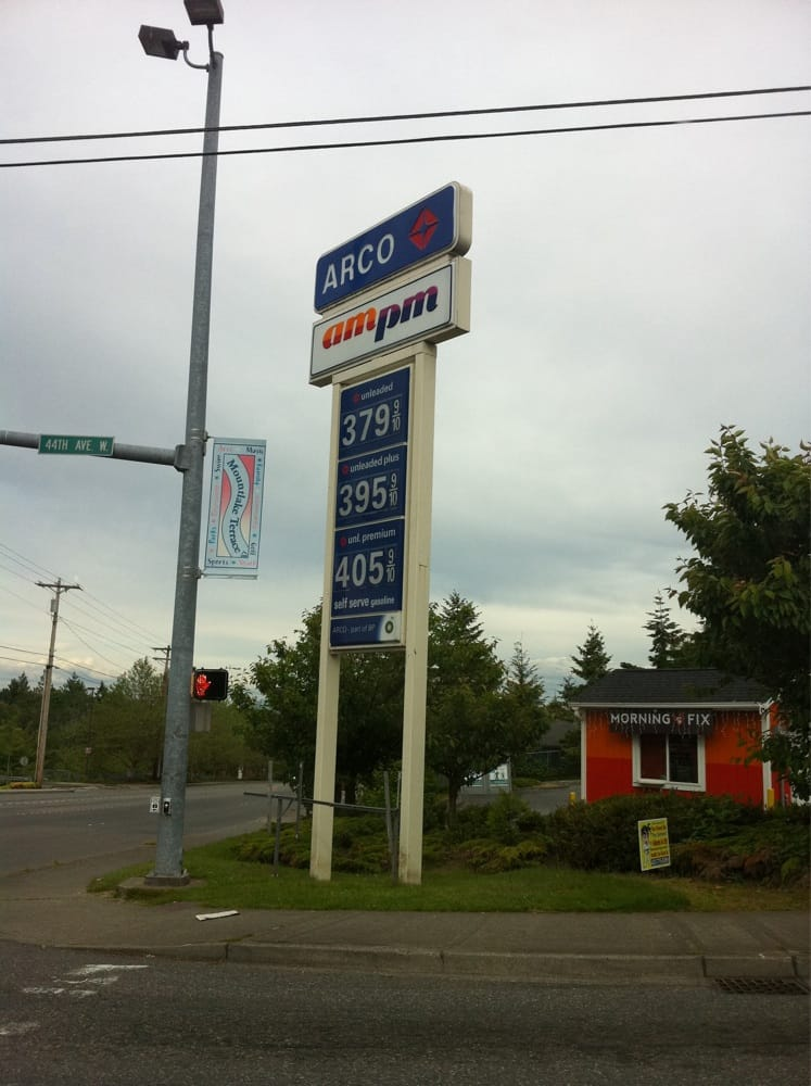 Arco Gas Station Near Me >> Arco Am-Pm - Gas & Service Stations - 21201 44th Ave W ...