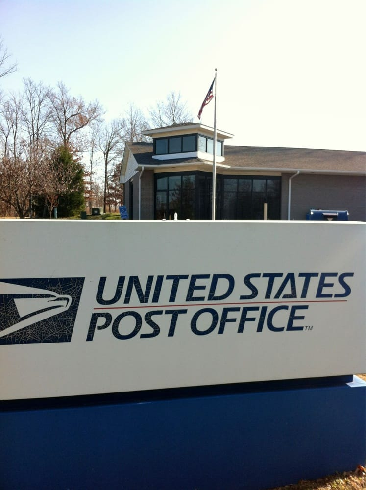United States Post Office: 1 Oak Dr, Maryville, IL