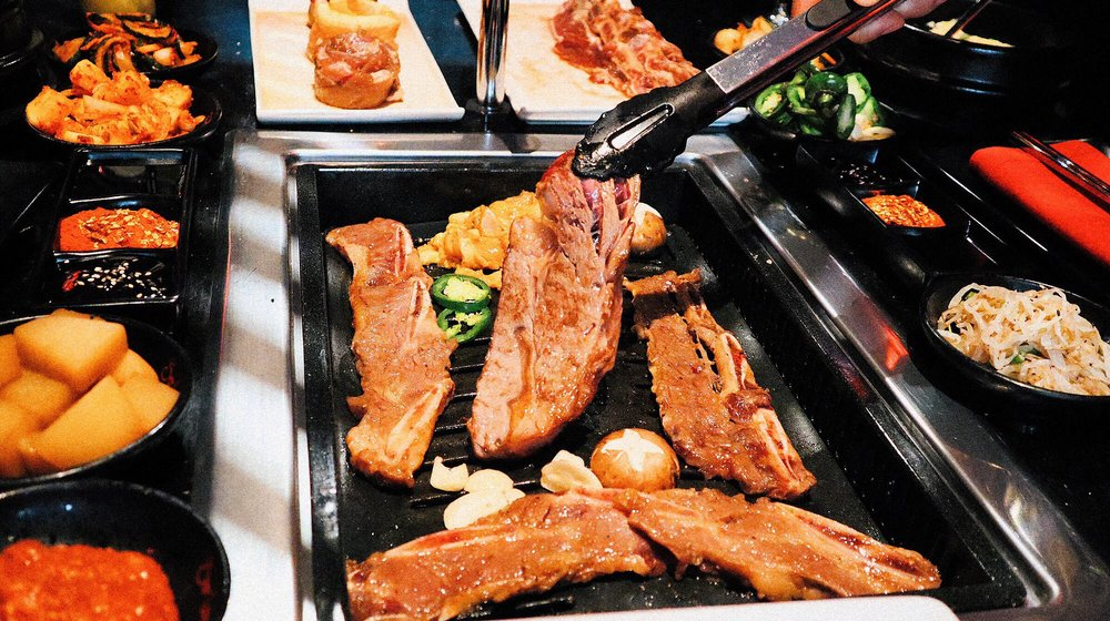 So Grill Korean BBQ and Sushi: 109 W 9000th S, Sandy, UT