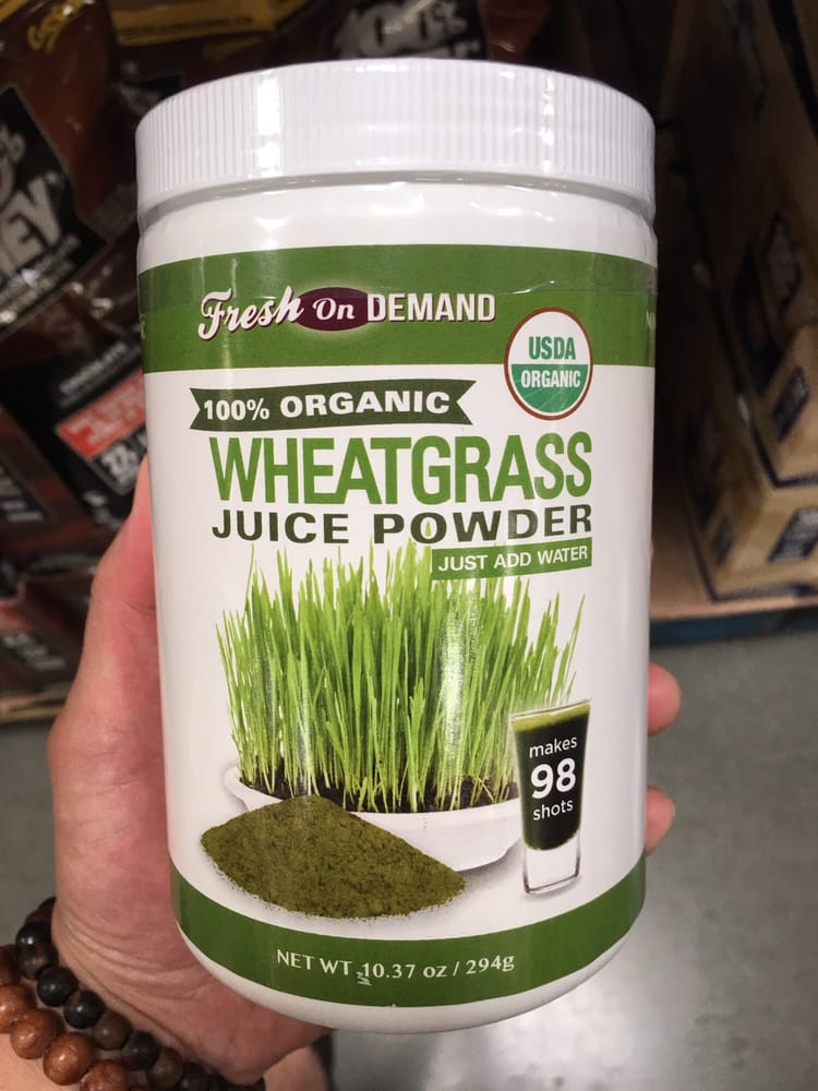 Wheatgrass powder bulk