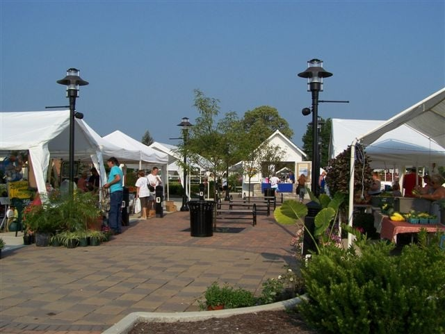 Boone County Farmers Market: 6028 Camp Ernst Rd, Burlington, KY