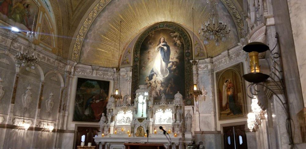 Chapelle of Notre-Dame-de-Bonsecours