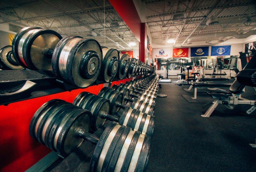 Buckeye Fitness Club: 4025 Parkmead Dr, Grove City, OH