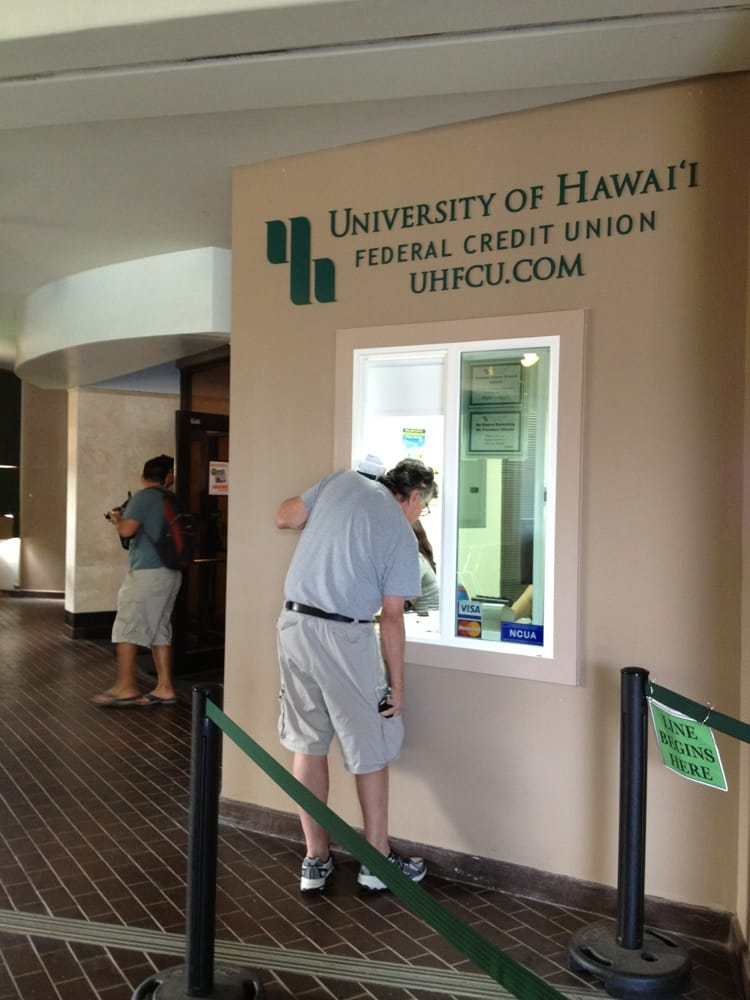 University Of Hawaii Federal Credit