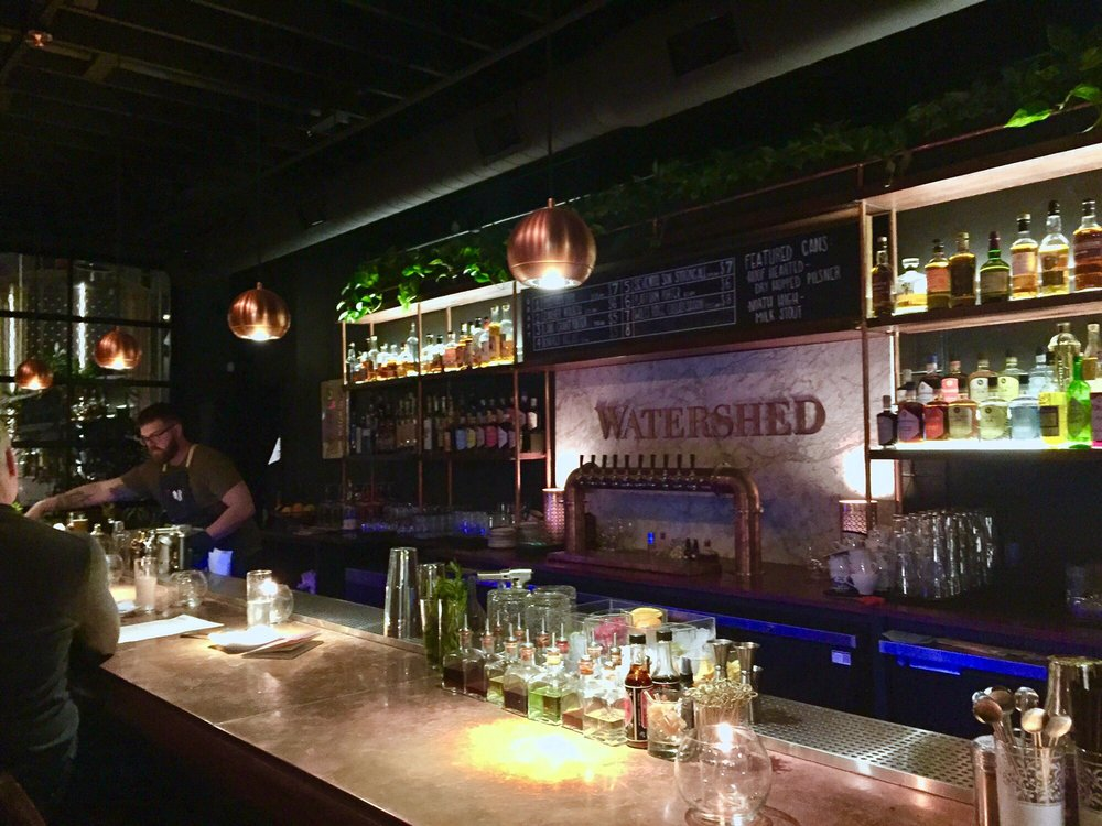 photo of watershed kitchen bar columbus oh united states - Watershed Kitchen