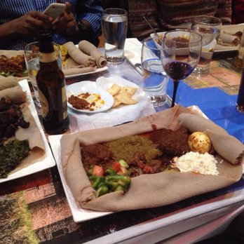 Photo Of Quara Ethiopian Restaurant Washington Dc United States
