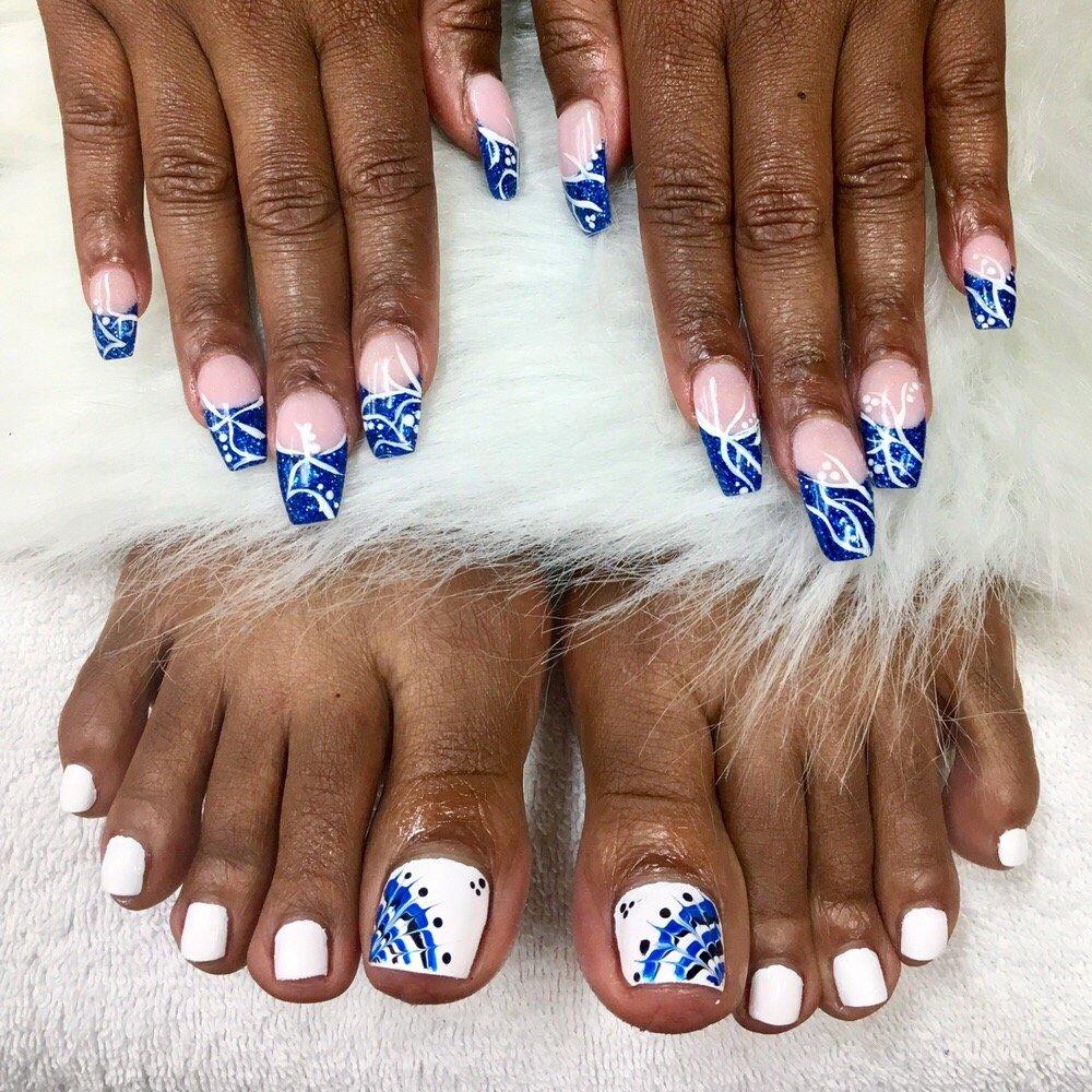 Sea Nails Salon - 122 Photos & 32 Reviews - Nail Salons - 701 N ...
