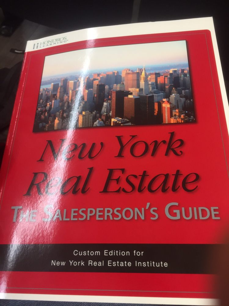 The New York Real Estate Institute: 132 W 36th St, New York, NY