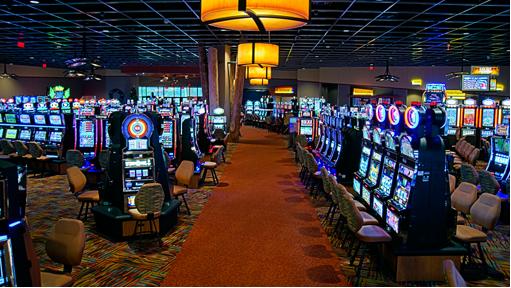 Jena Choctaw Pines Casino: 149 Chahta Trails, Dry Prong, LA